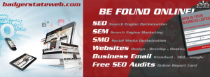 Banner FB Cover Badger State Web Services SEO Wisconsin