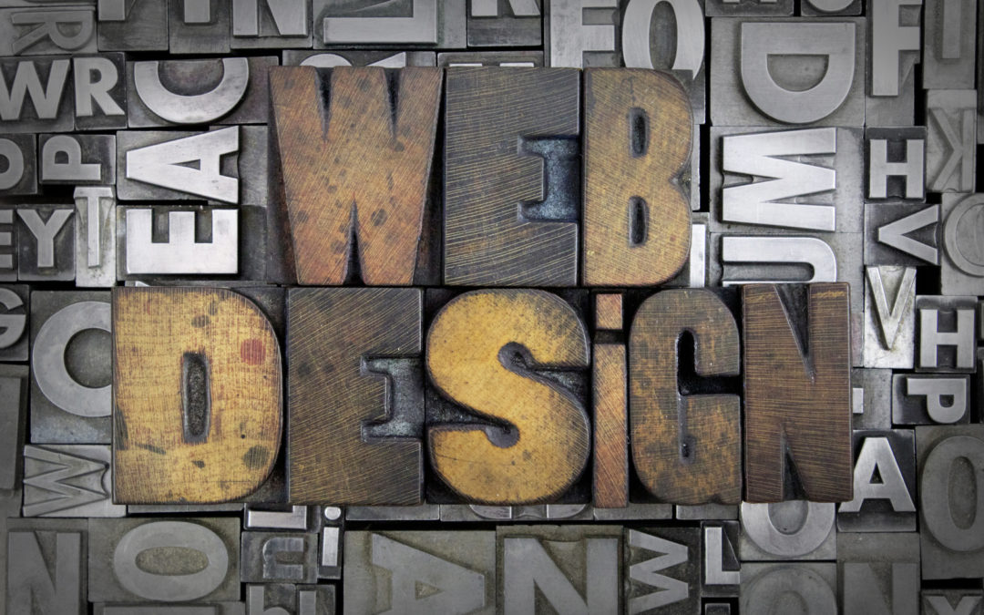 Top Tips for Your New Website Design
