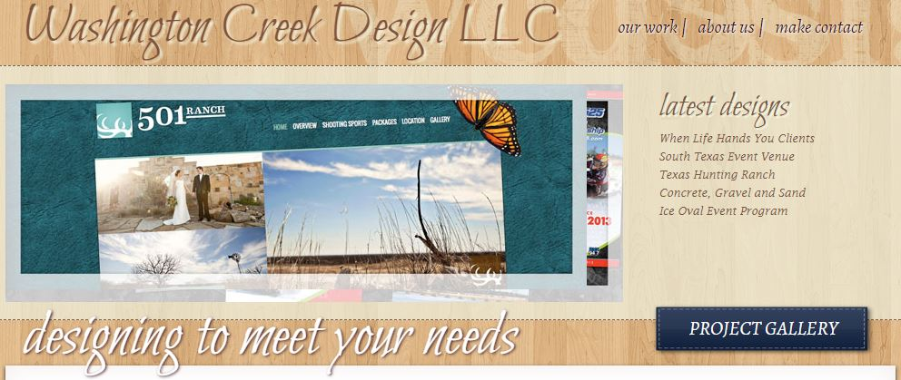 Washington Creek Design is now Badger State Web Services
